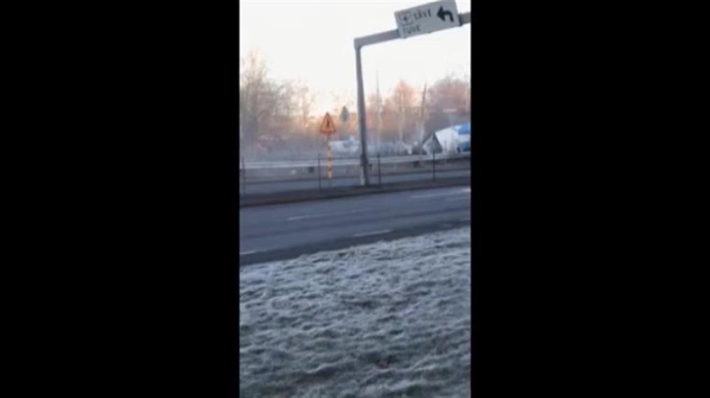 Tρένο συγκρούστηκε με λεωφορείο στη Σουδία