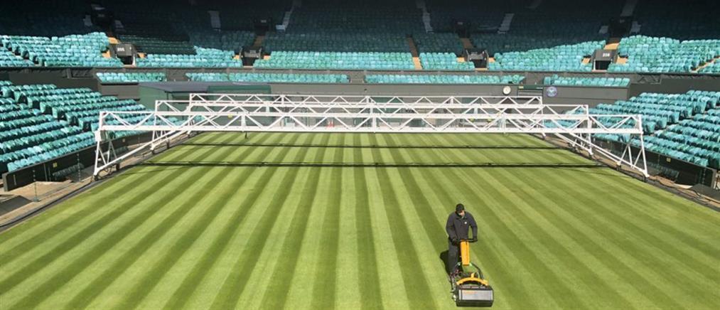 Ακυρώθηκε και το Wimbledon λόγω κορονοϊού