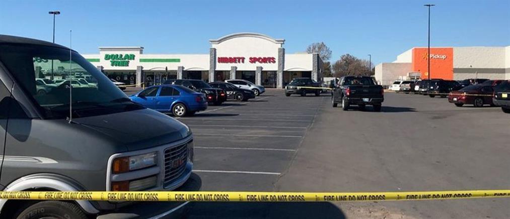 Πυροβολισμοί σε εμπορικό κέντρο στην Οκλαχόμα