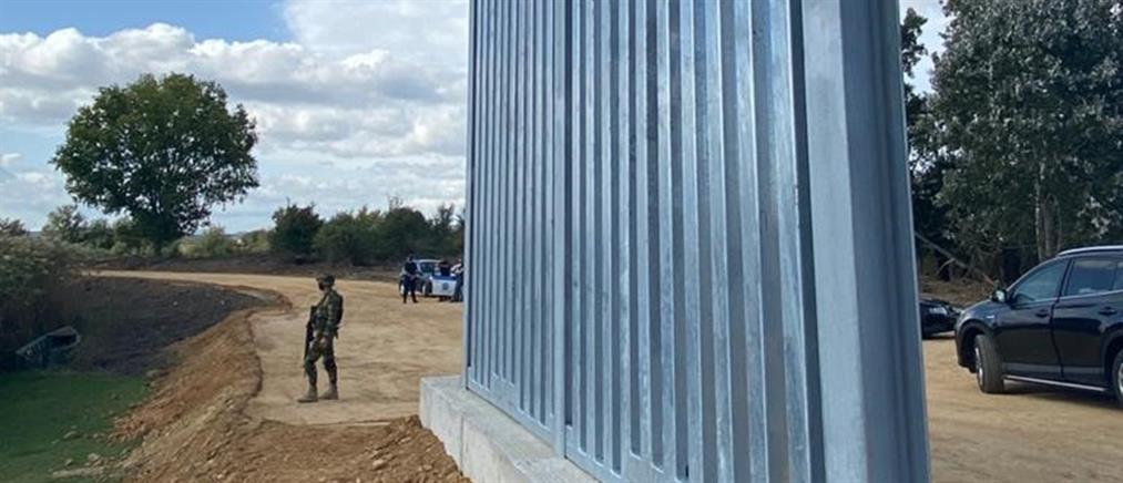 """Έβρος: ο φράχτης """"σφραγίζει"""" λόγω Αφγανιστάν"""