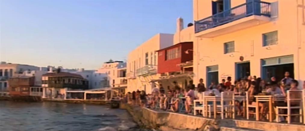 ΣΕΒ: ο ελληνικός τουρισμός και η κάθοδος των μυρίων!