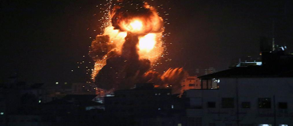 """""""Καζάνι που βράζει"""" η Λωρίδα της Γάζας (εικόνες)"""