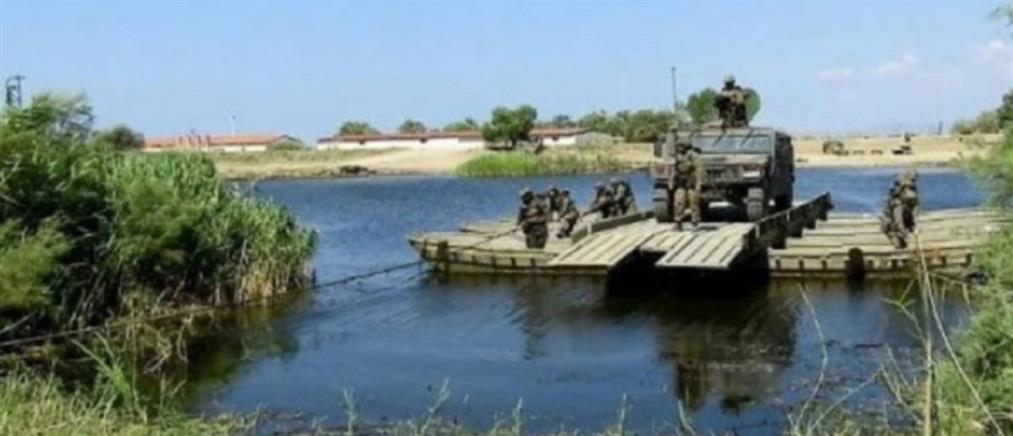 Yπερ-σκάφος επιτήρησης για το Δέλτα Έβρου παρέλαβε ο Στρατός