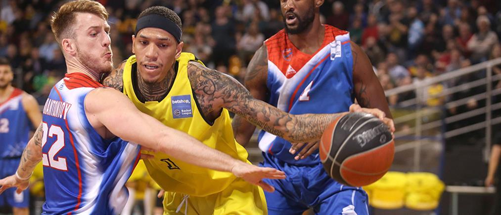 "Basket League: Ο Άρης ""σάρωσε"" τον Πανιώνιο"