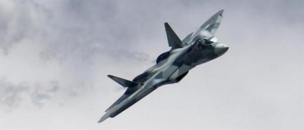Ρωσία: Συνετρίβη υπερσύγχρονο μαχητικό Su-57