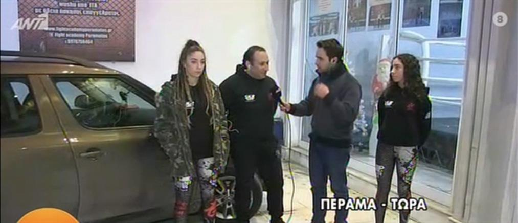 Ο καθηγητής της 12χρονης εξηγεί στον ΑΝΤ1 πώς εξουδετέρωσε τον επίδοξο βιαστή της (βίντεο)