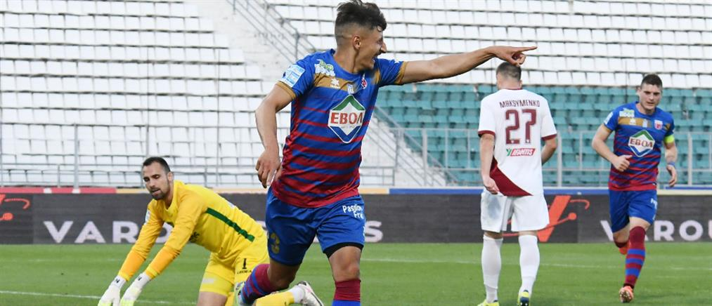 """Βόλος - ΑΕΛ: Υποβιβασμός στη Super League 2 για τους """"βυσσινί"""""""