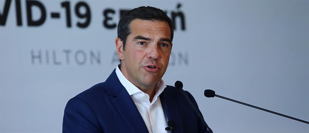 """Τσίπρας: Οι 11 τομές του ΣΥΡΙΖΑ για το """"νέο ΕΣΥ"""""""
