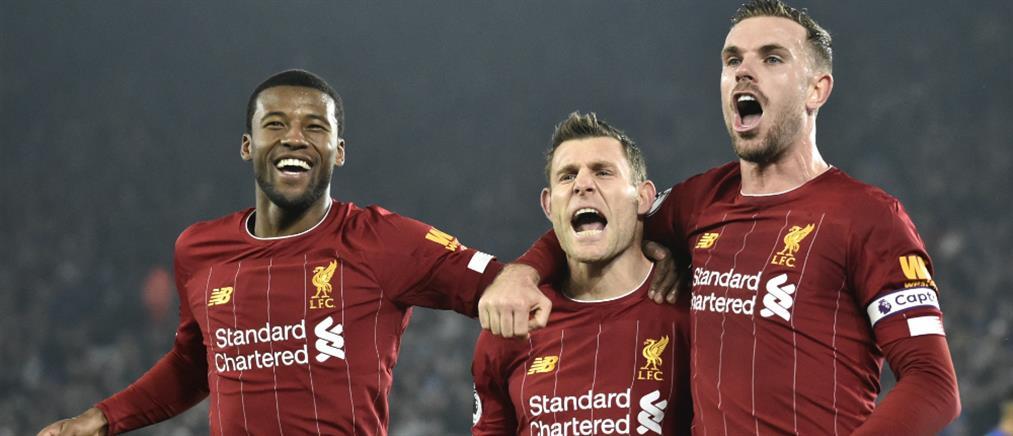Premier League: Ασταμάτητη η Λίβερπουλ στην κούρσα για τον τίτλο