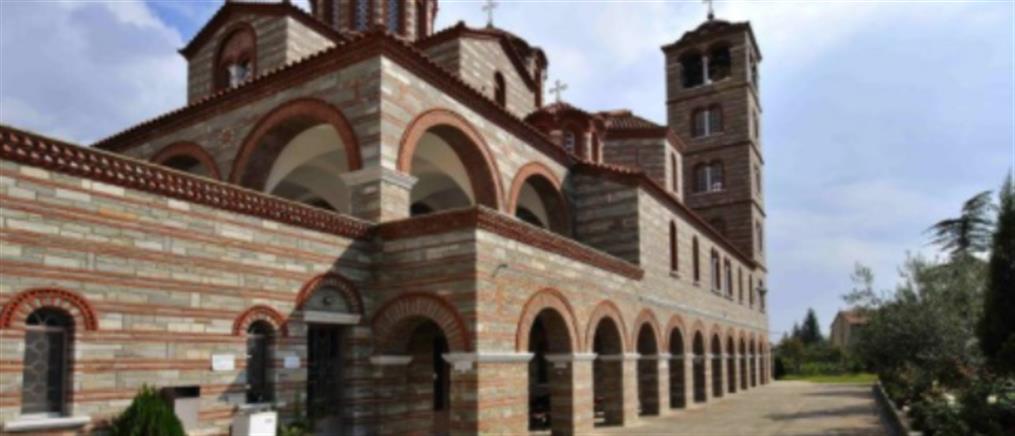 """Ο κορονοϊός """"χτύπησε"""" και σε μοναστήρι στην Καβάλα"""