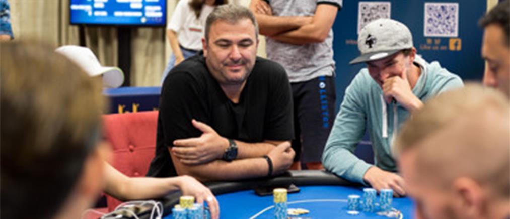 Αντώνης Ρέμος: στην έβδομη θέση παγκόσμιου τουρνουά πόκερ!