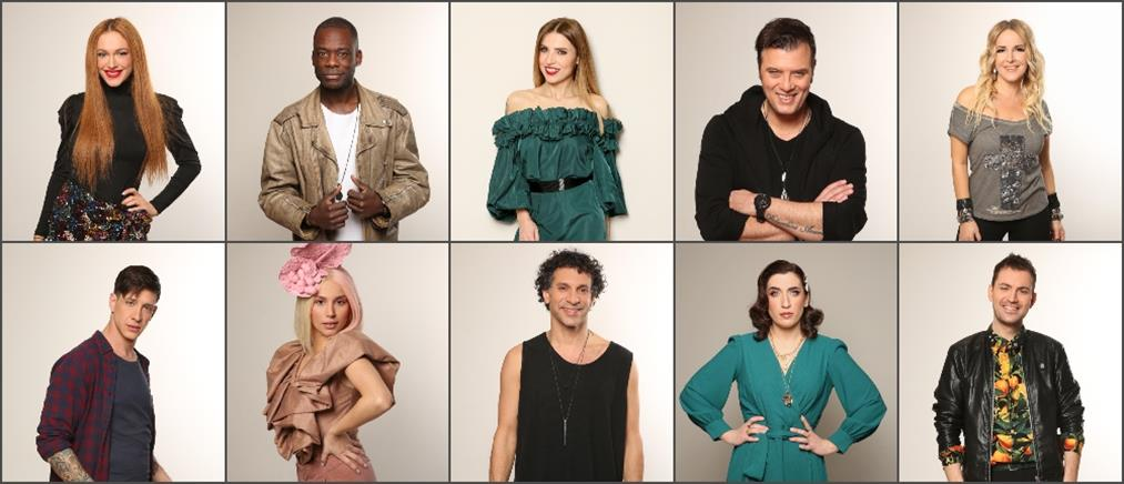 YFSF: οι δέκα ταλαντούχοι καλλιτέχνες της 6ης σεζόν (εικόνες)