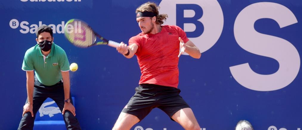 "Barcelona Open: Ο Τσιτσιπάς ""λύγισε"" από τον Ναδάλ"