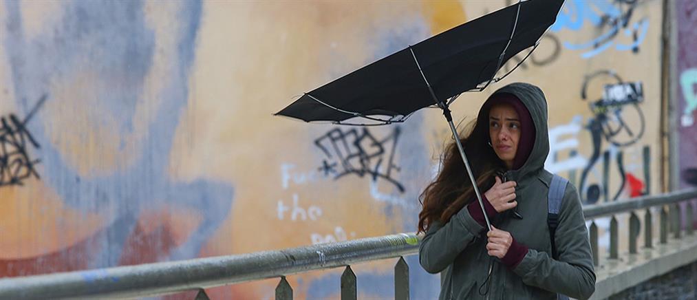 Καιρός: νεφώσεις και τοπικές βροχές την Τρίτη