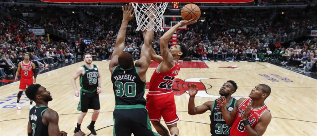 NBA: Οι Σέλτικς έγραψαν Ιστορία