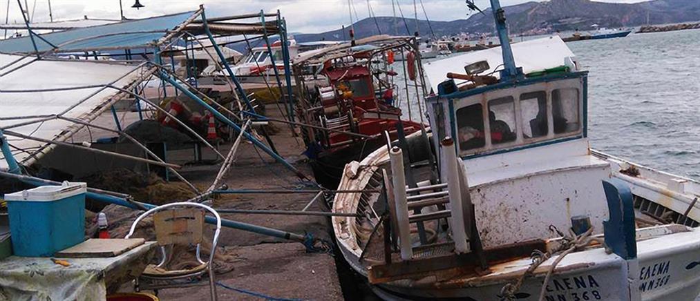 Σοβαρές ζημιές από μπουρίνι στο Ναύπλιο (φωτο)
