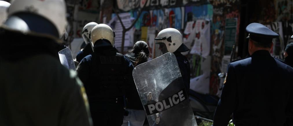 Επιχείρηση της Europol με την Αντιτρομοκρατική στο κέντρο της Αθήνας