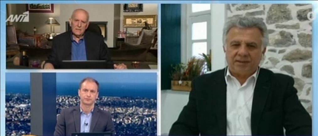 """Δήμαρχος Ερμιονίδας στον ΑΝΤ1 για Κρανίδι: έσκασε """"βόμβα"""" στα χέρια μας (βίντεο)"""