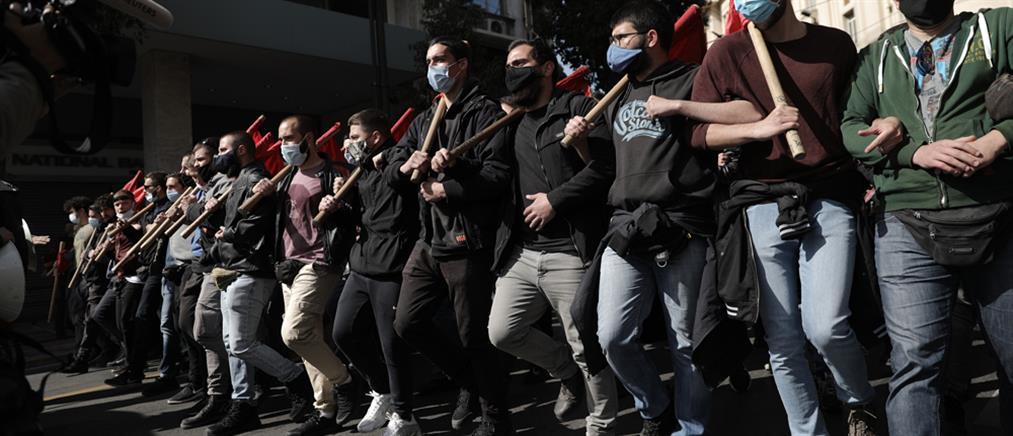 Πανεκπαιδευτικά συλλαλητήρια σε Αθήνα και Θεσσαλονίκη (εικόνες)