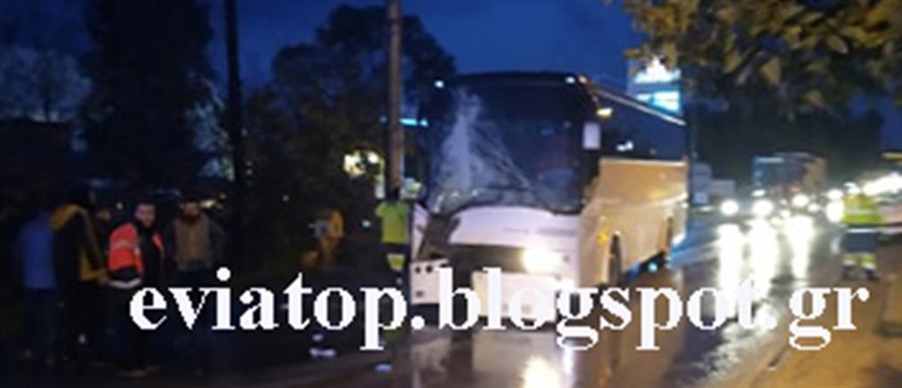 Νεκρός υπάλληλος καθαριότητας: Λεωφορείο χτύπησε το απορριμματοφόρο (εικόνες)