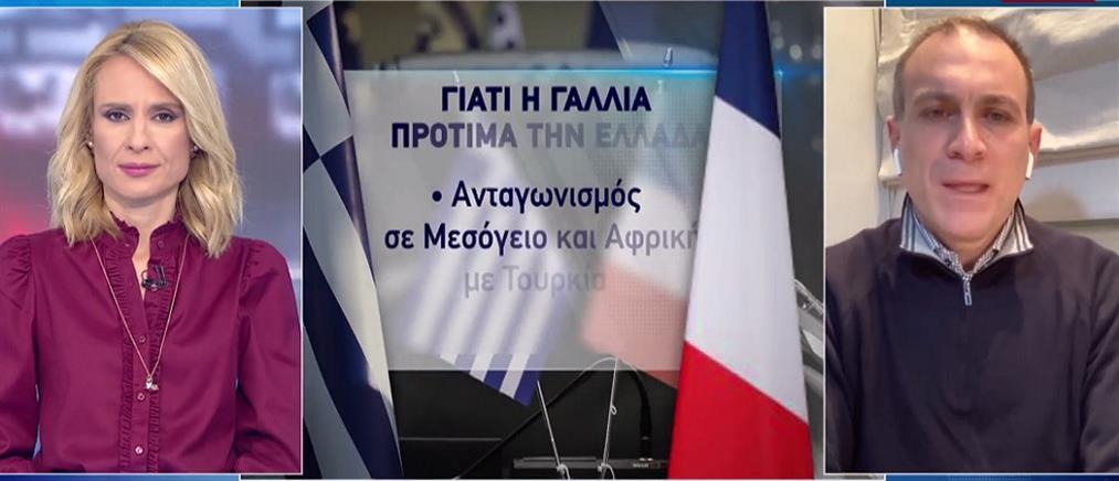 Ο Φίλης στον ΑΝΤ1 για τα Rafale και το τουρκολυβικό μνημόνιο (βίντεο)