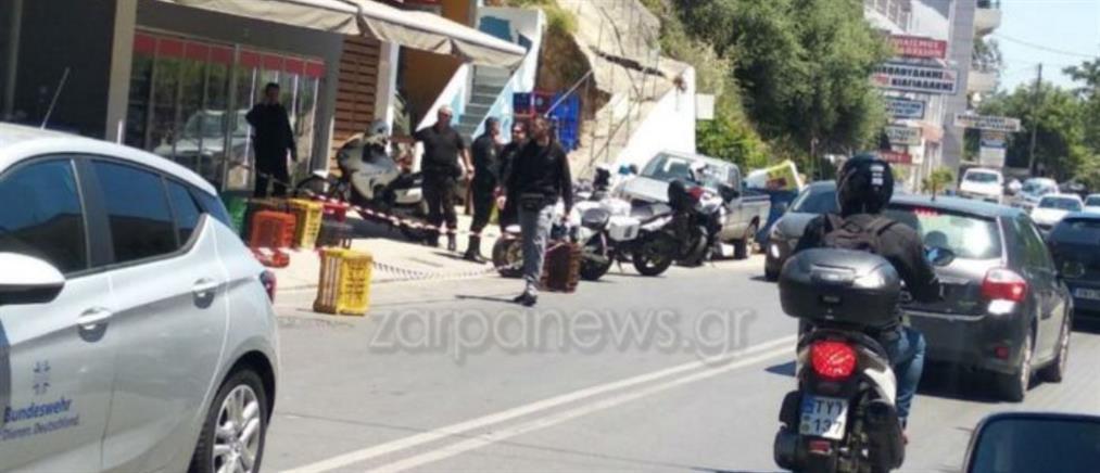 Έγκλημα στην Κρήτη: Τον εκτέλεσε με μια σφαίρα στο κεφάλι (εικόνες)