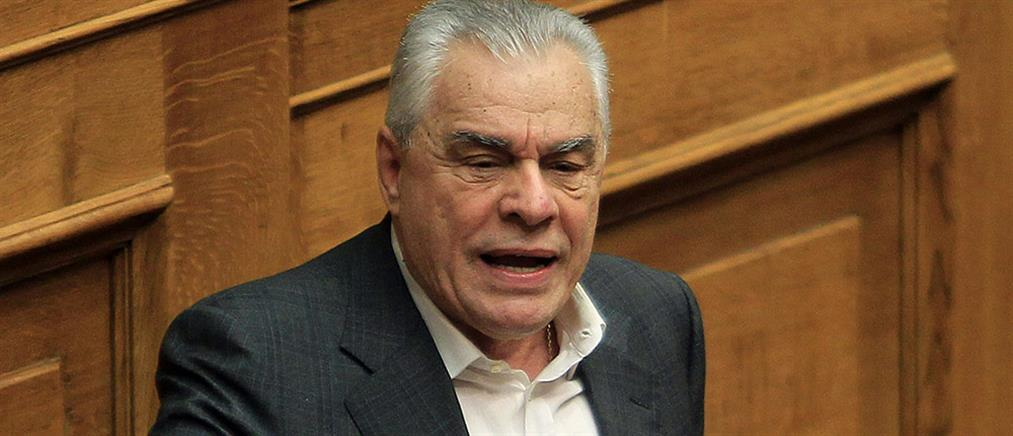 Η Βουλή αποφασίζει για την άρση ασυλίας του Γεράσιμου Γιακουμάτου