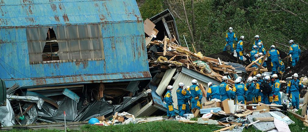 Ιαπωνία: φόβοι για περαιτέρω αύξηση των νεκρών από το σεισμό (εικόνες)