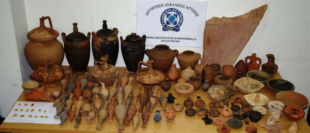 Συνελήφθη αρχαιοκάπηλος λίγο πριν πουλήσει έναν ανεκτίμητο θησαυρό (εικόνες)
