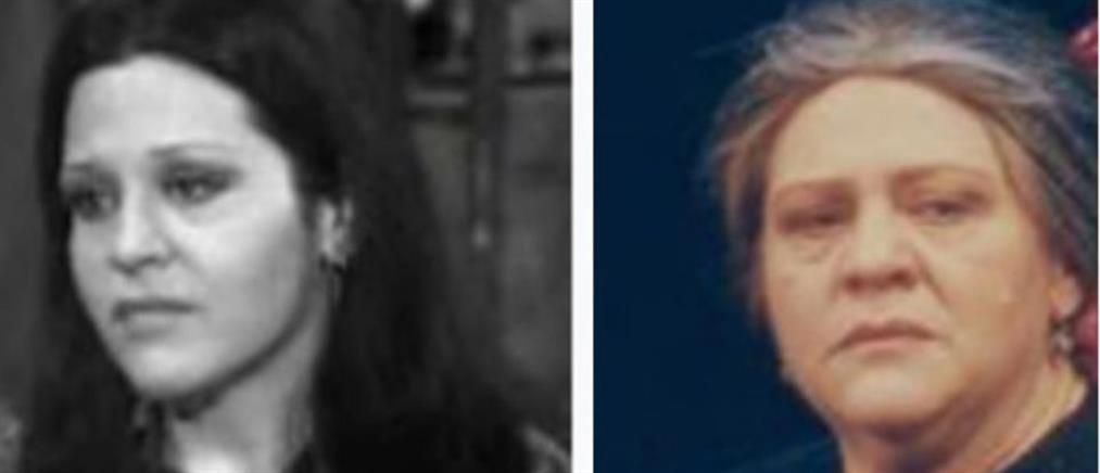 Πέθανε η Μαρία Αναστασίου