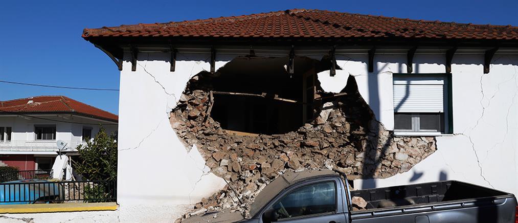 Σεισμός στην Ελασσόνα: Έκτακτη σύσκεψη για τα προβλήματα