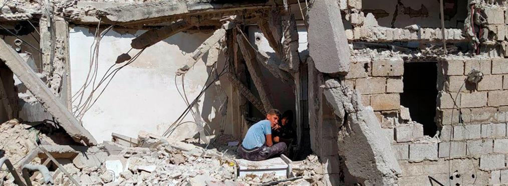 Συρία: Δέκα χρόνια πόλεμος, θάνατος και ξεριζωμός