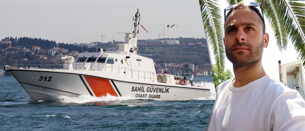 Νέα πρόκληση του τουρκικού Λιμενικού κατά ψαροντουφεκά στις Οινούσσες