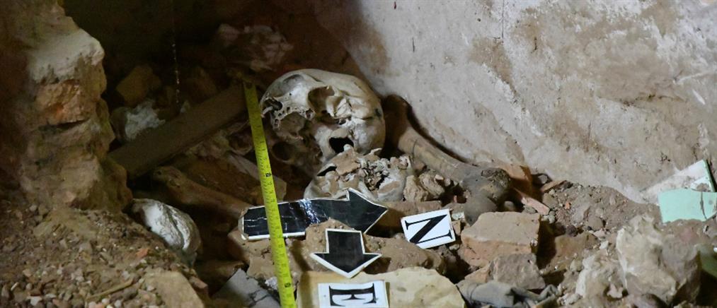Βρήκαν ανθρώπινα λείψανα σε σπίτι πρώην δικτάτορα (εικόνες)