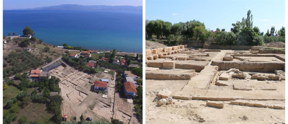 Σημαντικά ευρήματα στο ιερό της Αμαρυσίας Αρτέμιδος στην Αμάρυνθο (εικόνες)