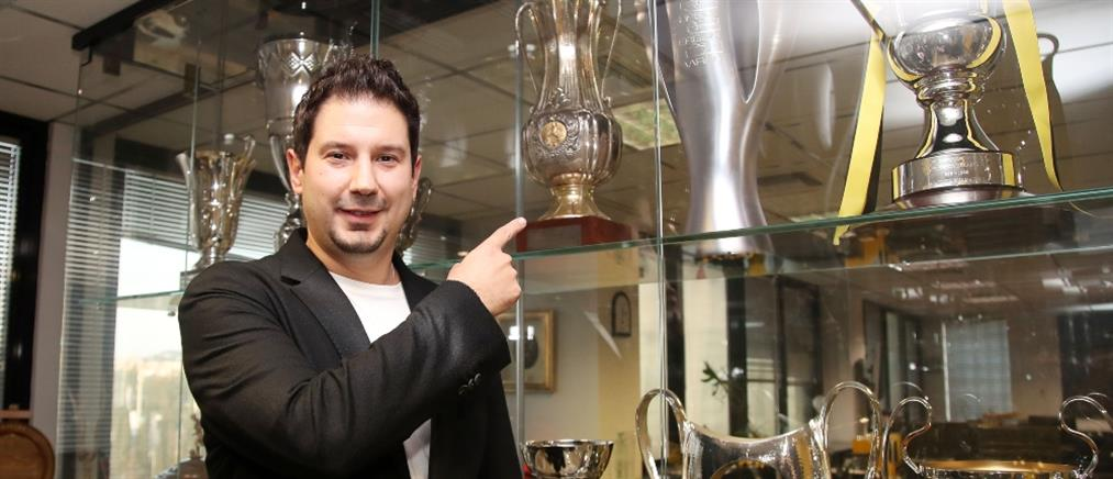 ΑΕΚ: Ο Γιαννίκης νέος προπονητής της Ένωσης