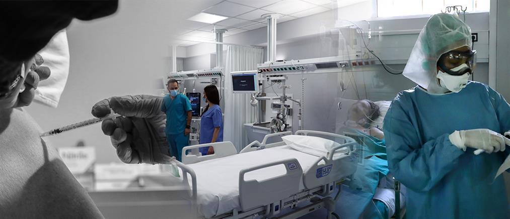 Κορονοϊός - Παπαευσταθίου: Εκατοντάδες διακομιδές καθημερινά από περιφερειακά νοσοκομεία