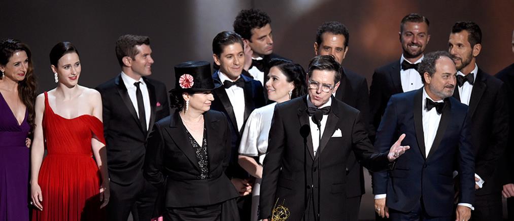 Οι νικητές των βραβείων Εmmy (βίντεο)