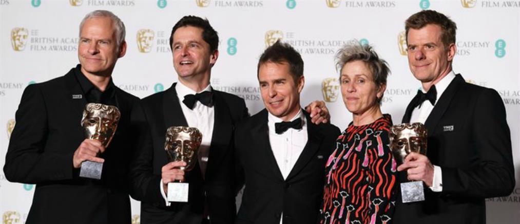 BAFTA: Οι νικητές, οι διαμαρτυρίες και το… μαύρο χαλί (φωτό)