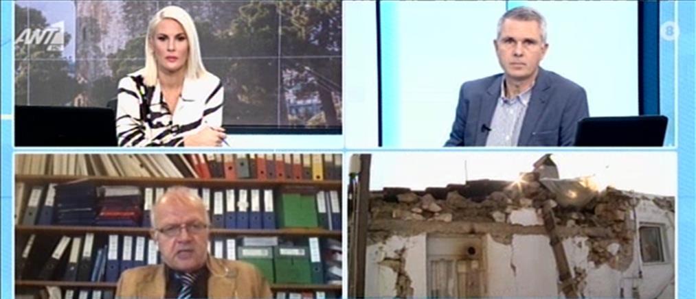 Τσελέντης για σεισμούς: Η Θήβα έχει κακή δόμηση