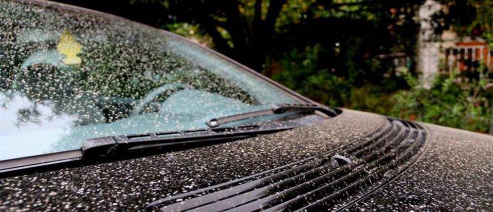 Καιρός: τοπικές βροχές και αφρικανική σκόνη την Τρίτη