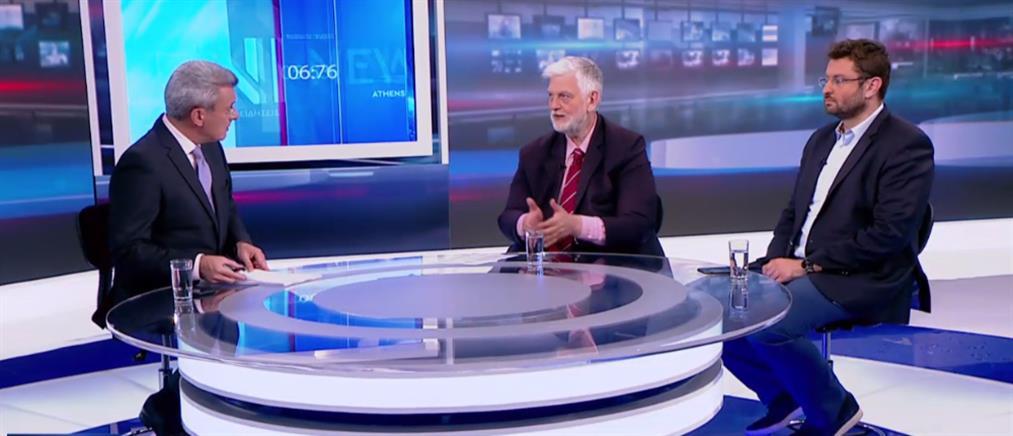 Λοβέρδος-Ζαχαριάδης στον ΑΝΤ1 για τις προτεραιότητες της νέας Κυβέρνησης