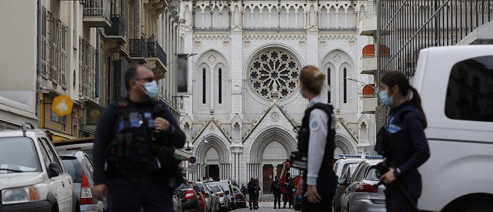 Γαλλία: Με κορονοϊό ο δράστης της επίθεσης στη Νίκαια
