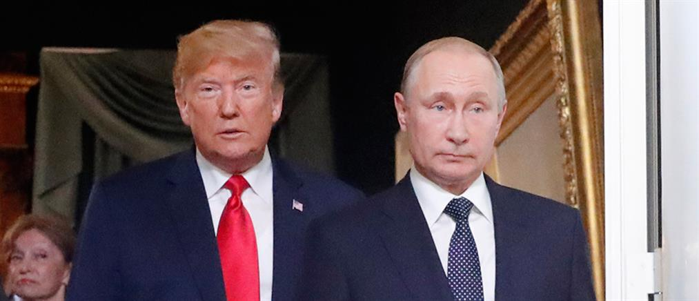Αποχωρούν οι ΗΠΑ από τη συμφωνία με τη Ρωσία για τα πυρηνικά