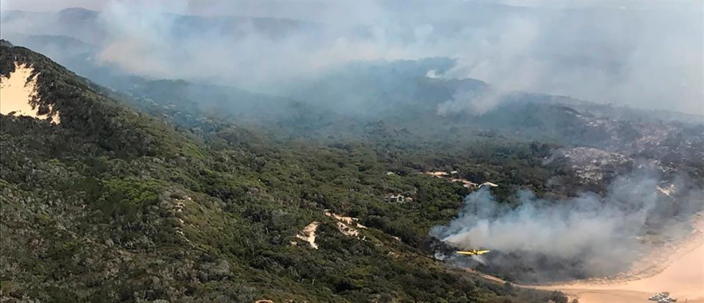 Αυστραλία: πυρκαγιά απειλεί ανθρώπινες ζωές και σπίτια