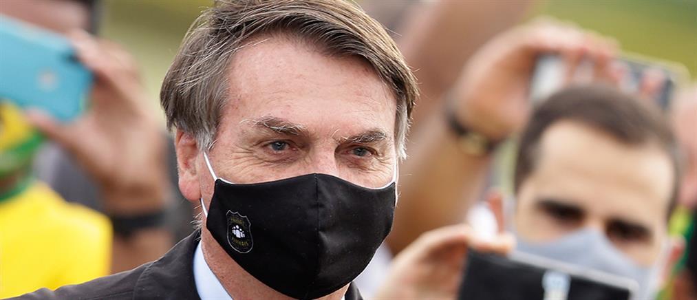 Κορονοϊός - Βραζιλία: Θετικός βρέθηκε ο Πρόεδρος Μπολσονάρου