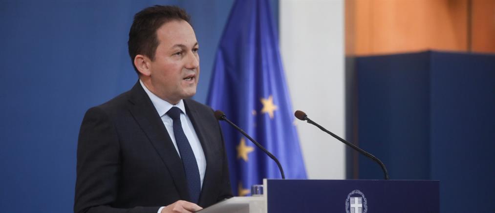 Πέτσας:  Σαφές το μήνυμα του Πρωθυπουργού για τα κυριαρχικά μας δικαιώματα