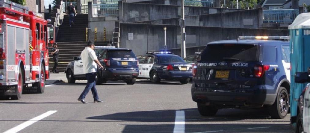 Τρόμος στο Πόρτλαντ: Ακροδεξιός σκότωσε με μαχαίρι δύο ανθρώπους