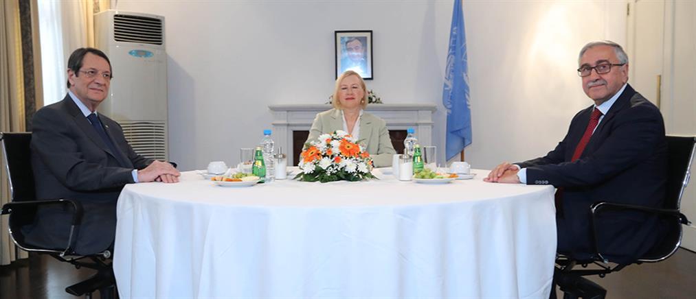 Αναστασιάδης για συνάντηση με Ακιντζί: έχουμε κοινή βάση και θετικό κλίμα, αλλά…
