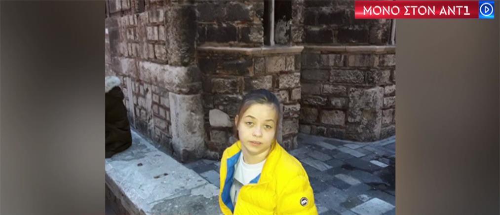"""Κατερίνη: """"ήταν δυστύχημα"""" λέει στον ΑΝΤ1 ο άντρας που έχασε γυναίκα και κόρη (βίντεο)"""